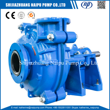 4 inches Mining Slurry Pump for Gold Industry