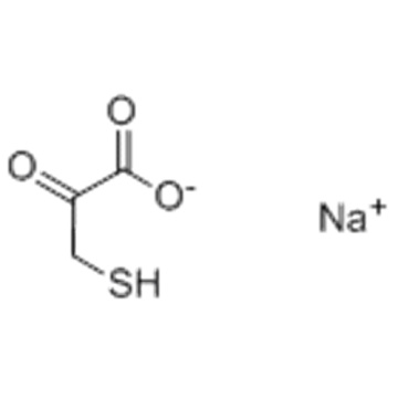 SEL DE SODIUM D'ACIDE MERCAPTOPYRUVIQUE CAS 10255-67-1