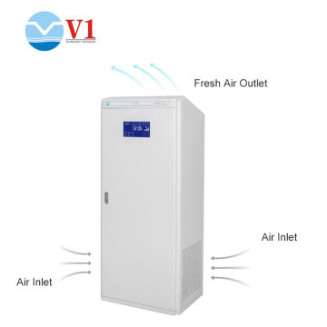 Plasma air cleaner air purifier for smoking room