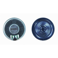 loud sound 94DB 8ohm 0.25W 40mm siren speaker