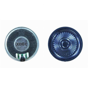 40mm 8ohm 0.5W great sound performance mylar speaker