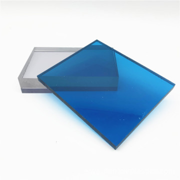 Plastic car window wearable solid polycarbonate panel