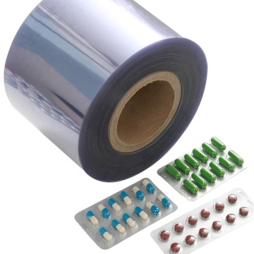 High Quality Transparent Clear PVC rolls
