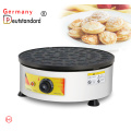Dutch mini pancake machine poffertjes