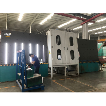 Double Glazed Glass Production Line hollow glass equipment