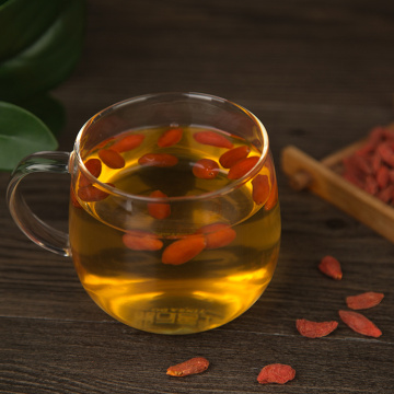 Low-Pesticide Red Goji Berry in Chinese