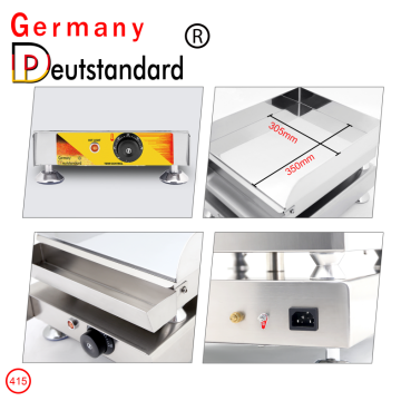 NP-415 commercial Griddle with CE