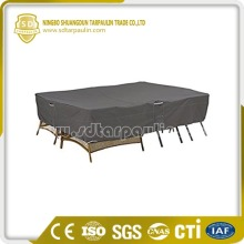 Wind Protect Breathable Outdoor Furniture Cover