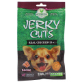 Jerky chicken  dental care dog treats