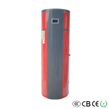 Household Heating By 250L Heat Pump Water Heater