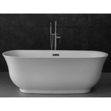 Classic Design Freestanding Acrylic Bathtubs Hot Tub