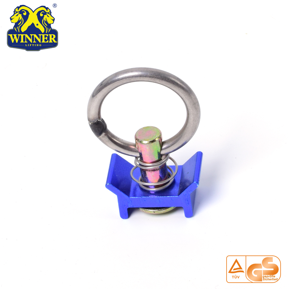 Factory Price Single Stud Fitting With SS O Ring