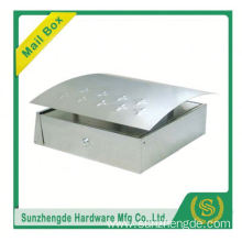 SMB-007SS Hot Brand Quality Custom Die Cast Metal Mailbox For Letters - Luoyang Hefeng