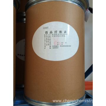 Oral Steroid Filler Mcc Microcrystalline Cellulose 9004-34-6