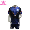 Customized Sublimation Rugby Shirt