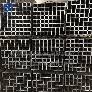 Hot Finished Hollow Section Square Steel Tube