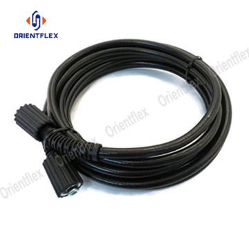 High Pressure Washer Hose with Wrap Cover