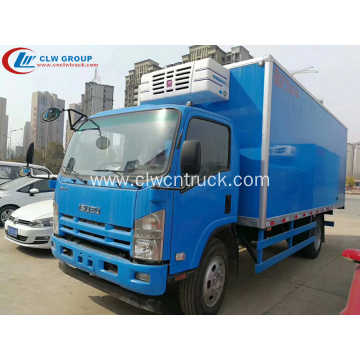 2019 New ISUZU 100P 4.2m Refrigerated Truck