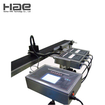 Multi Head QR Code Inkjet Coding Printer