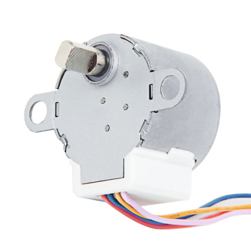 24mm 5V Two Phase Geared Reducer Stepper Motor