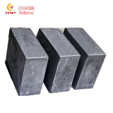 High Density Copper Continuous Casting Molded Graphite Used in EDM Sintering