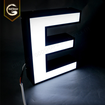 High Quality Customized 3D Letters Numbers Logo Sign