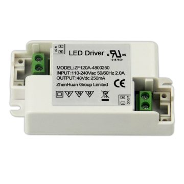 AC to DC48V 250mA 12W Led Panel Driver