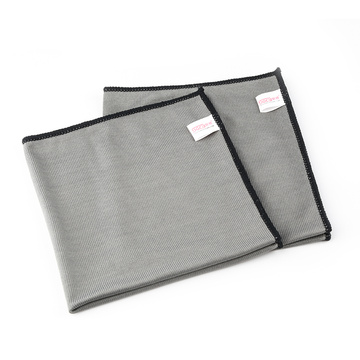 16x16In Car Microfiber Window Glass Cleaning Drying Towel