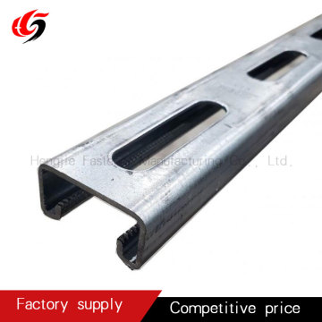 c channel 41*41mm strut channel galvanized