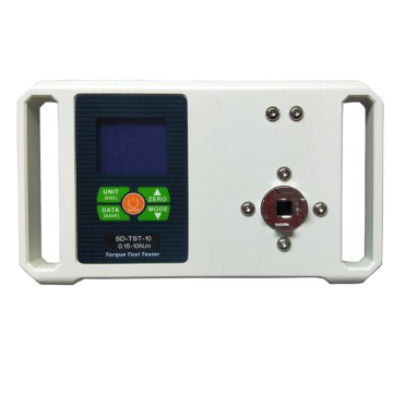 Precise Digital Torque Meter with Selectable Unit