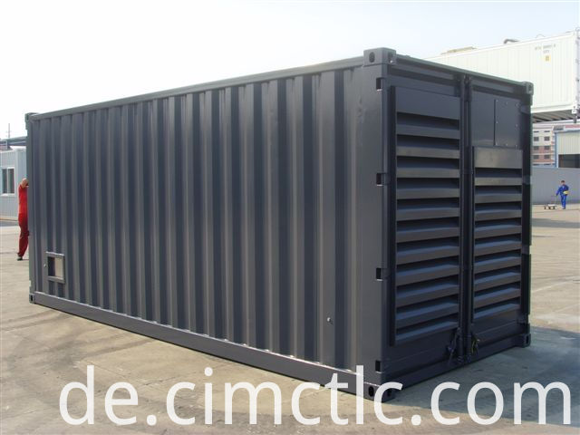 Anti Noise Container