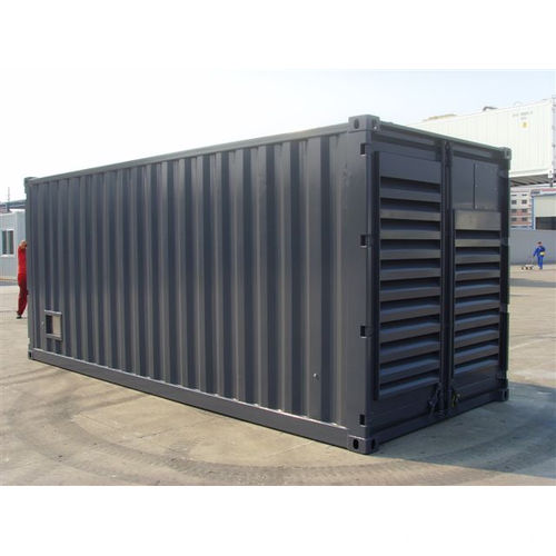 Low Noise Container Integrated Type
