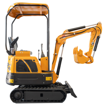 Household mini excavator for sale 1.2 Ton small bagger XN12