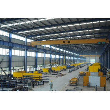 5t Single-girder overhead crane