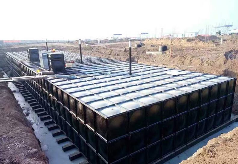 Underground Tank For Drinking Water