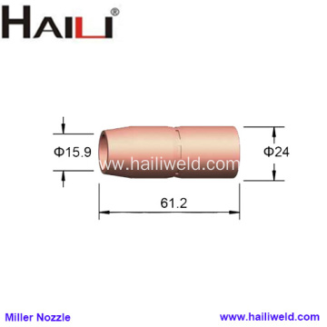 Miller Nozzle 169727 for M25 M40 Gun
