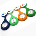 New Design Nurse Useful Brooch Pocket Watch