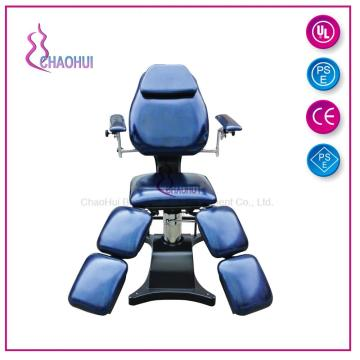 Adjustable salon tattoo chair