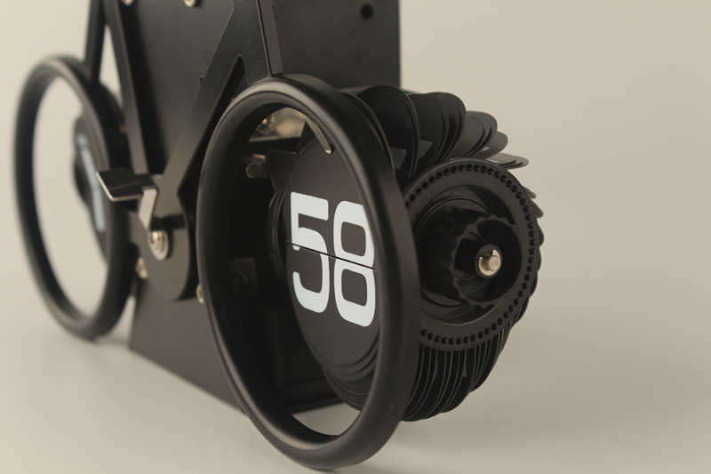 Desk Clock Black