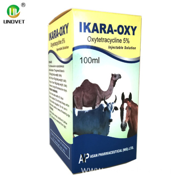 100ml Injectable Oxytetracycline for Vets