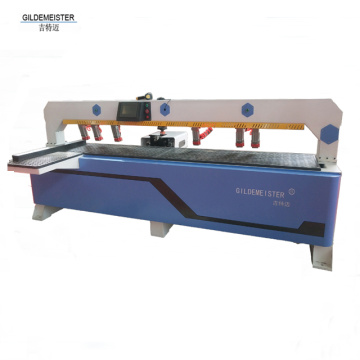 CNC door lock mortiser machine