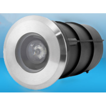 Black Simple Morden Vinyl Pool Light