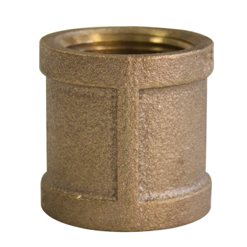 Gunmetal Bronze Cast Threaded Coupling