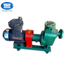 Electric diesel fuel oil unloading pump