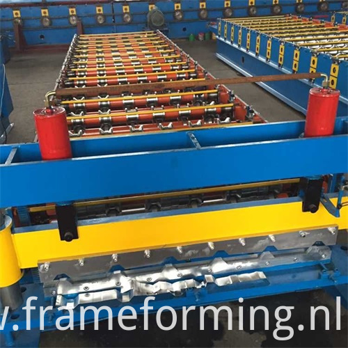 Wall Panel Roll Forming Machine1