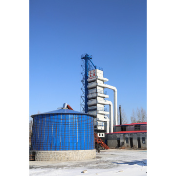 Wide Application Rice Paddy Dryer Tower