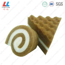cleaning sponge cloth washing dishes sponge holder