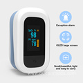 Pulse rate Data Record Pulse Oximeter