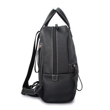 Hot-sale Girls Leisure multifunction Cow Leather Backpack