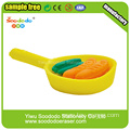 Stationery Eraser Food Rubber Sets For Toys